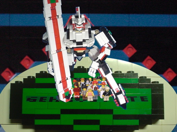 LEGO/Nirvash