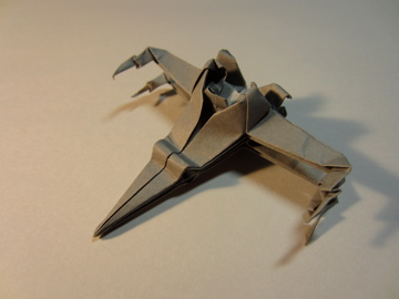 OriGami/X-Wing